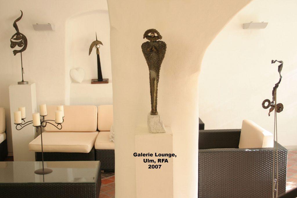Galerie-Lounge, Ulm 2007